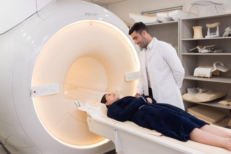Philips Ingenia 1.5T MRI Scanner